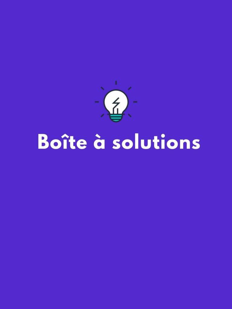 Violet et Turquoise Motivant Affiche (1)